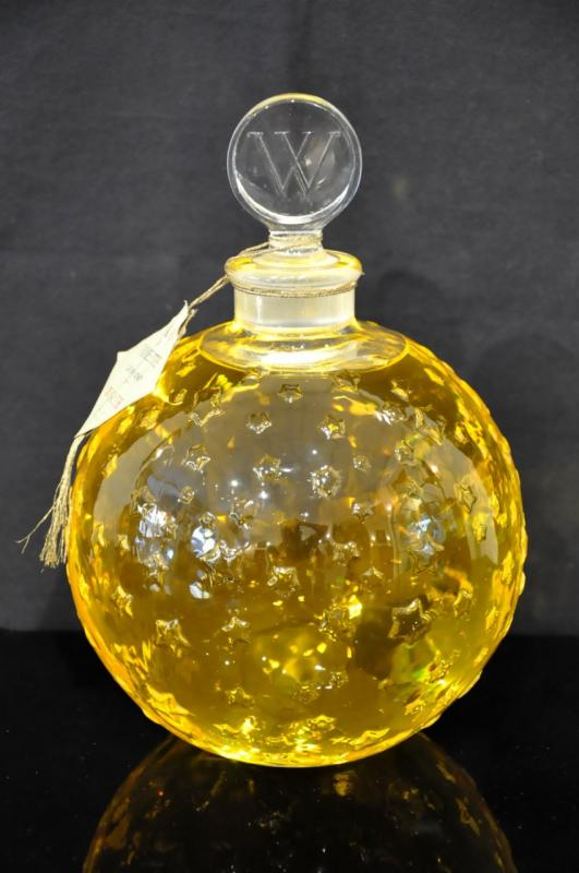 René Lalique Giant Perfume Bottle Worth  Majestic Ball I Come Back, More Informations...