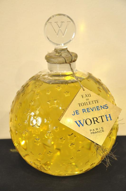 René Lalique Giant Perfume Bottle Worth Majestic Ball Je Reviens , More Informations...