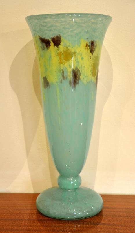 Schneider Charles Vase Jades Art Deco 1925-1928 , More Informations...