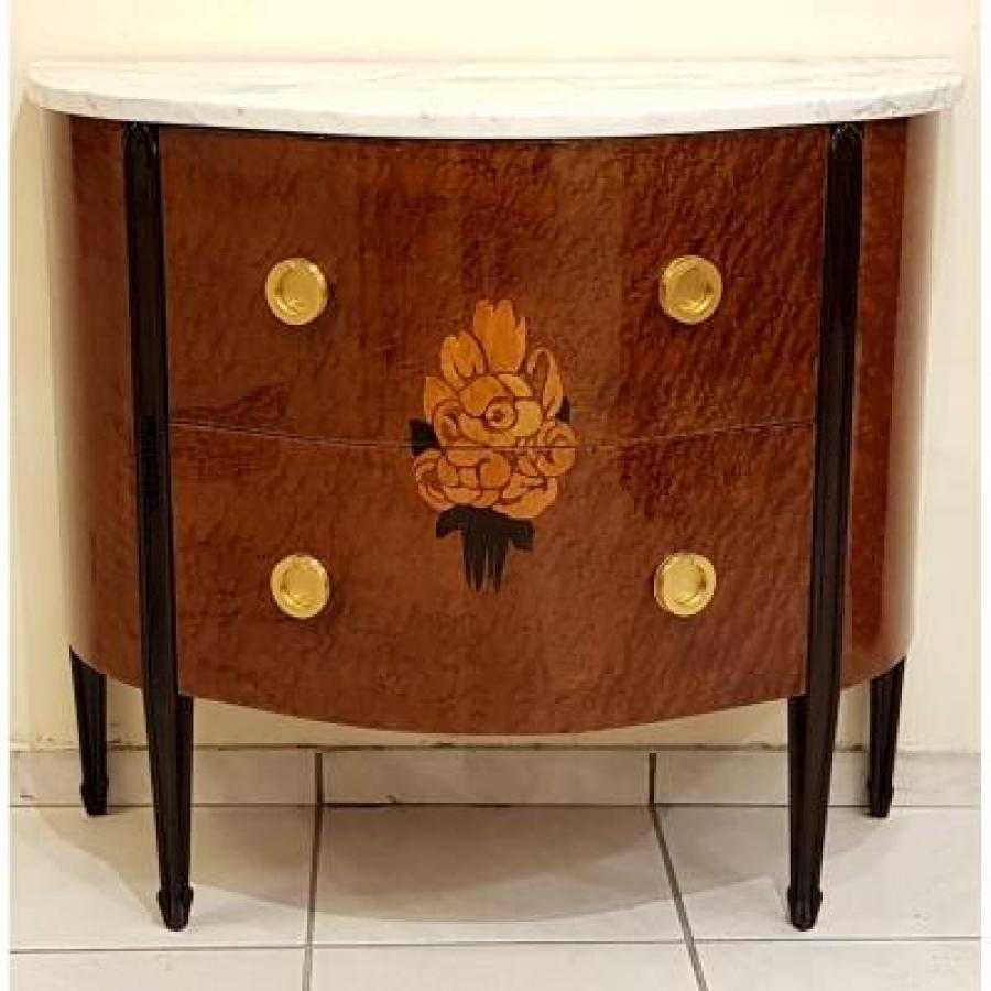 Art Deco Commode 1920-1925, More Informations...