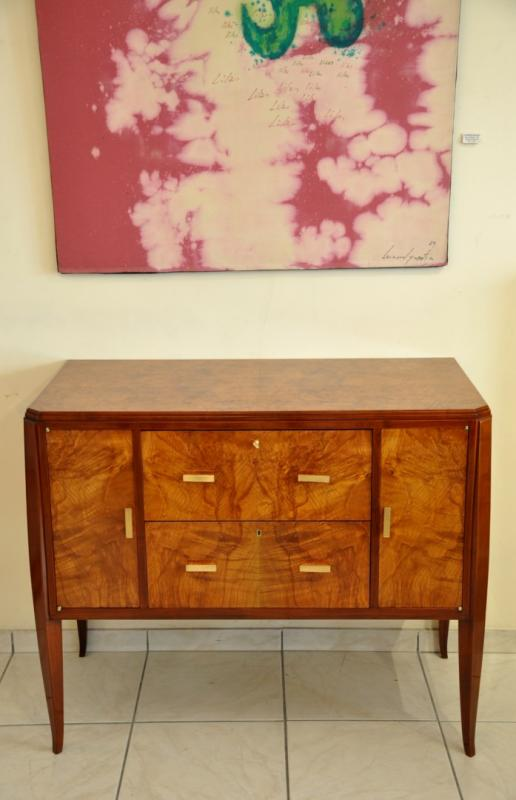 DENNERY COMMODE CABINET ART DECO 1930-1940, More Informations...