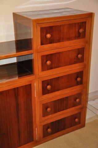 DUFET MICHEL ART DECO cabinet , chest of drawers, More Informations...