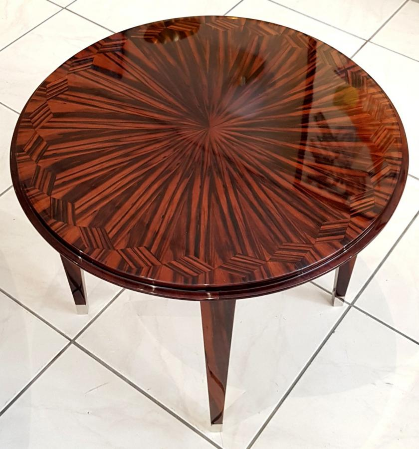 Francis Jourdain Art Deco Coffee Table 1930 , More Informations...
