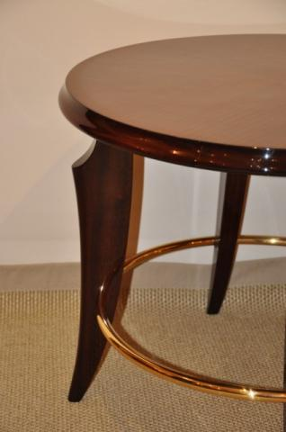 JALLOT Maurice ART DECO COFFEE TABLE, More Informations...