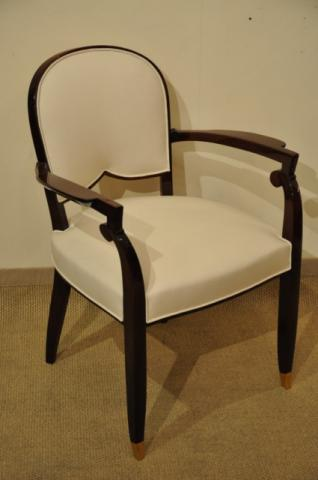 JULES LELEU ARMCHAIR OF CABINET OFFICE, More Informations...