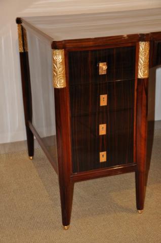 Maurice dufrene art deco desk for Deco meuble furniture richibucto
