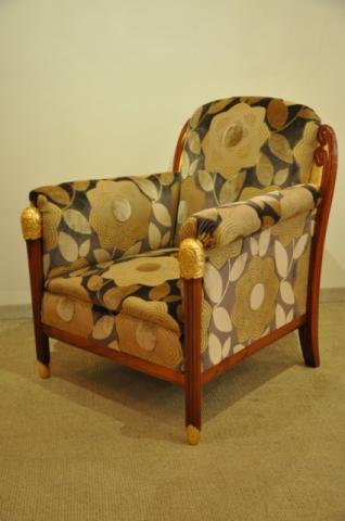 Maurice DUFRENE pair of armchair ART DECO, More Informations...