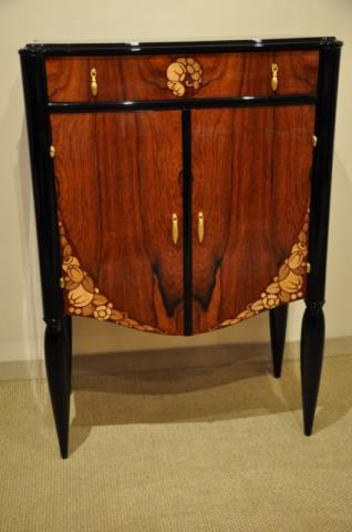 SUE & MARE CABINET CHEST OF DRAWERS ART DECO, More Informations...
