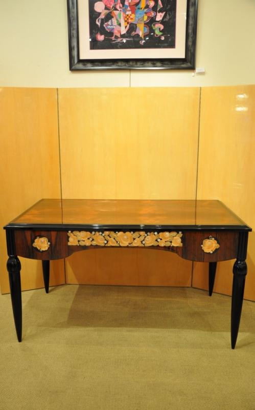 SUE & MARE DESK ART DECO 1920-1925, More Informations...