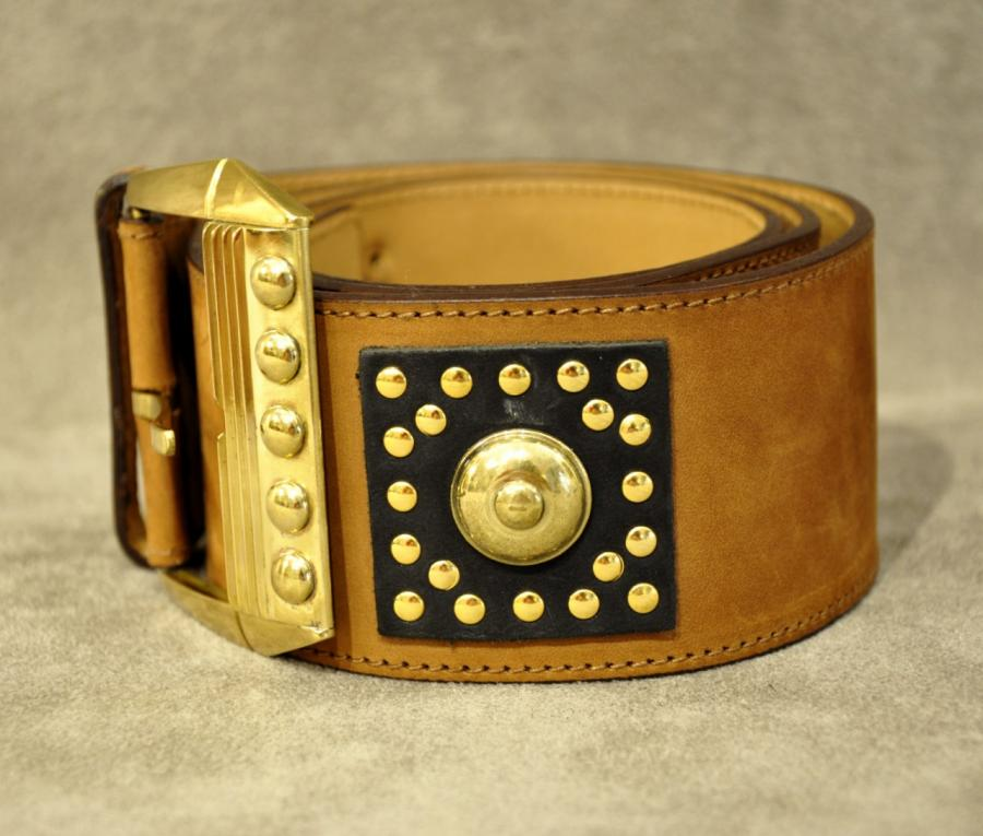 GIANNI VERSACE VINTAGE BELT Woman Circa 1990, More Informations...