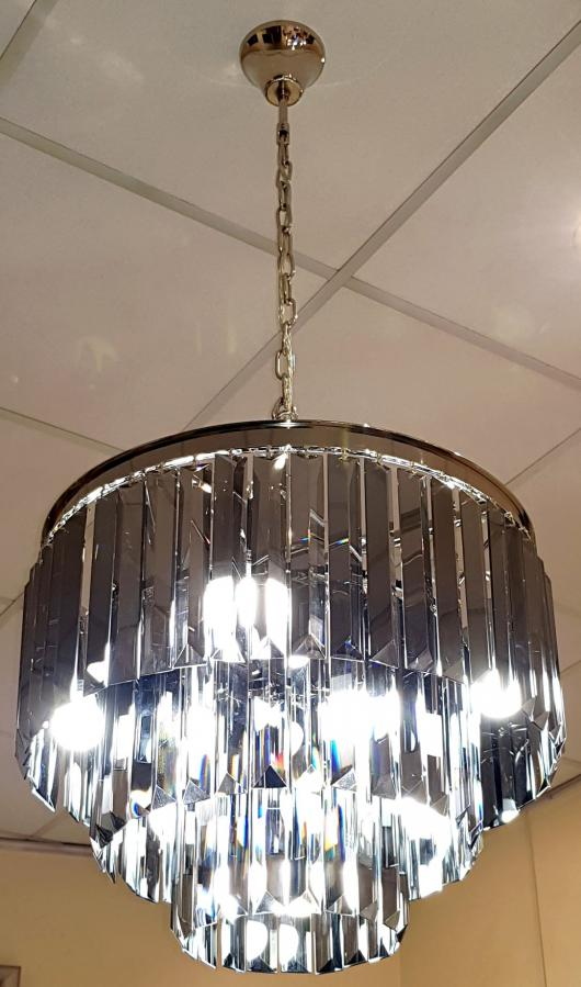 Chandelier Pendants Crystal Design 1980 , More Informations...