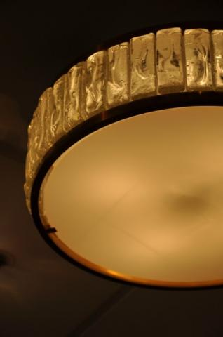 JEAN PERZEL CEILING LIGHT COLLIER DE LA REINE, More Informations...