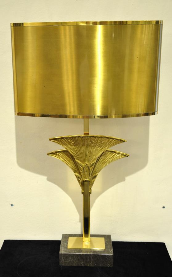 Maison Charles Lamp Byblos Bronze 1965 , More Informations...