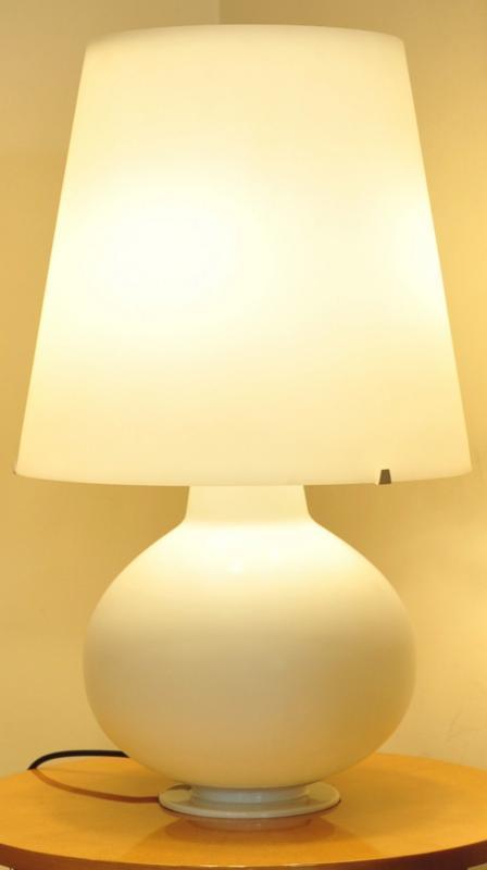Max Ingrand & Fontana Arte Lamp Large Model Circa 1960 , More Informations...