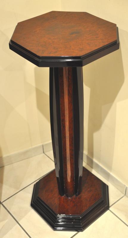 COLONNE SELLETTE ART DECO 1920-1925, Plus d'infos...