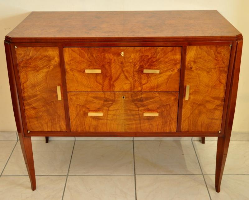 Dennery Commode Cabinet Art Deco 1930 1940