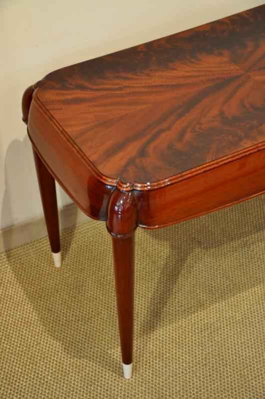 PAUL MONTAGNAC TABLE BASSE ART DECO 1920-1925, Plus d'infos...