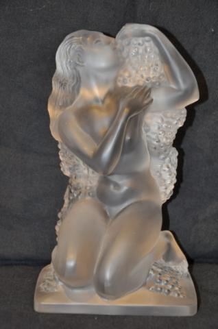 Statuette LALIQUE  Automne, Plus d'infos...