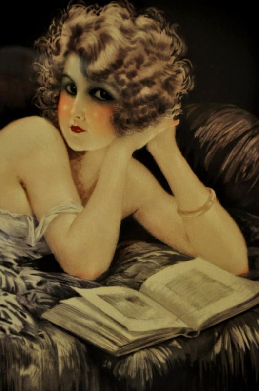 MAURICE MILLIERE GRAVURE EAU FORTE ART DECO 1920-1925, Plus d'infos...