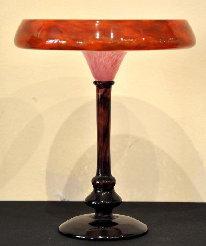 Charles Schneider Coupe Bijoux Art Déco 1920-1925 , Plus d'infos...