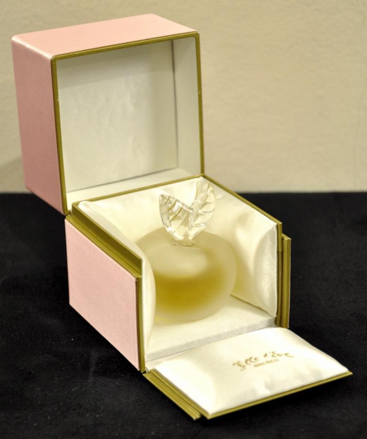 Nina Ricci Lalique FILLE D'EVE  Flacon à Parfum Circa 1960 , Plus d'infos...