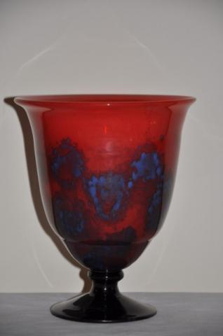 SCHNEIDER COUPE poudrée rouge et bleu, Plus d'infos...